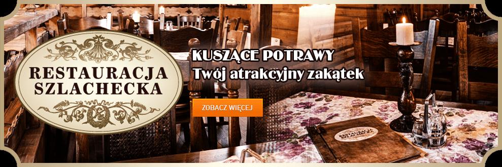 Restauracja Szlachecka Wnetrze
